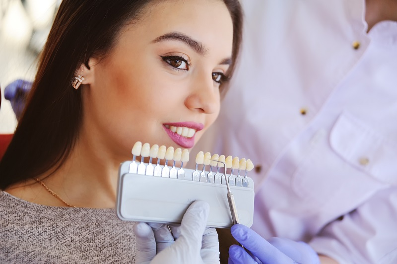 Porcelain veneers can be customized for your smile | Dr. John Schmid | Austin